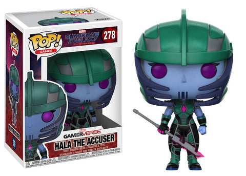 Guardians of the Galaxy: The Telltale Series - Hala the Accuser Pop! Vinyl Figure - Pre-Order