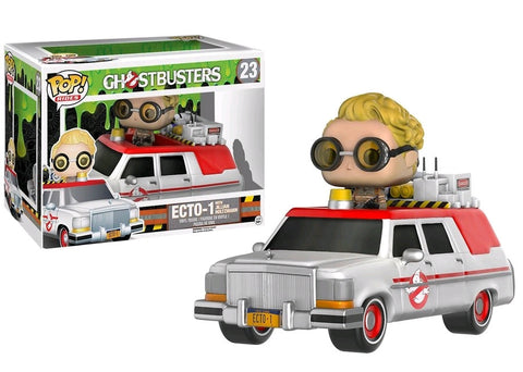 Ghostbusters - Jillian Holtzman Ecto-1 Pop! Ride Vinyl Figure