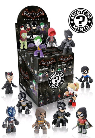 Batman: Arkham Series - Mystery Mini Blind Box Case of 12 Figures