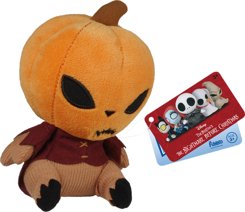 The Nightmare Before Christmas - Pumpkin King Mopeez Plush
