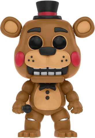 Five Nights at Freddy's - Toy Freddy Walmart Exclusive Pop! Vinyl Figure