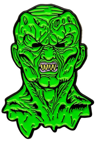 Goosebumps - The Haunted Mask Enamel Pin - Pre-Order