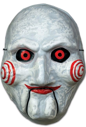 Saw - Billy Puppet Vacuform Mask - Pre-Order