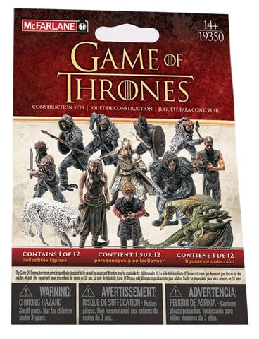 Game of Thrones - Construction Set Blind Bags Series 1