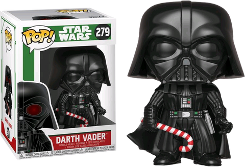 Star Wars - Darth Vader Holiday Pop! Vinyl Figure - Pre-Order