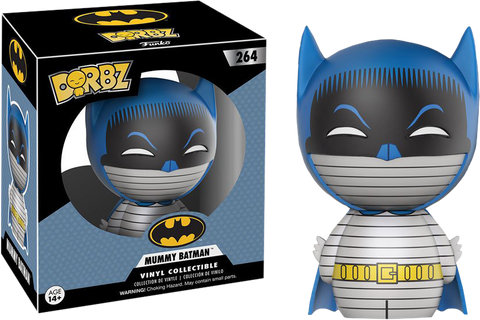 Batman - Mummy Batman Dorbz Vinyl Figure