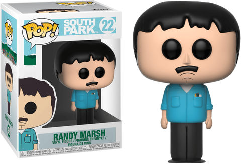 South Park - Randy Marsh Pop! Vinyl Figure - Pre-Order