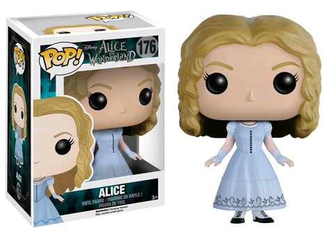 Alice In Wonderland (Live Action) - Alice Pop! Vinyl Figure