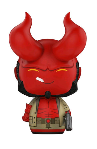 Hellboy - Hellboy with Horns Dorbz Vinyl Figure - Pre-Order