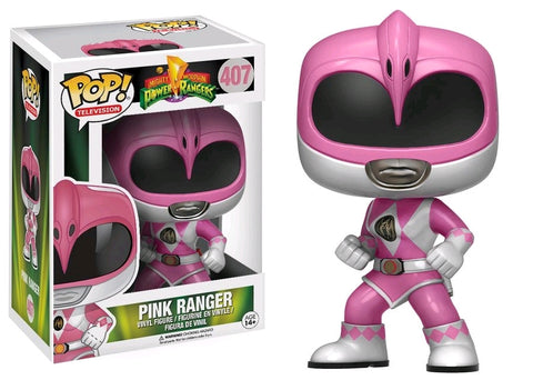 Power Rangers - Pink Ranger Action Pose Pop! Vinyl Figure