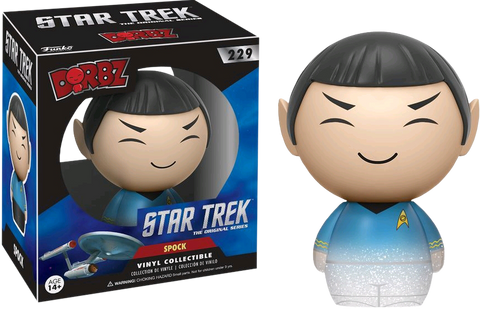Star Trek - Spock Beam Up Dorbz Vinyl Figure