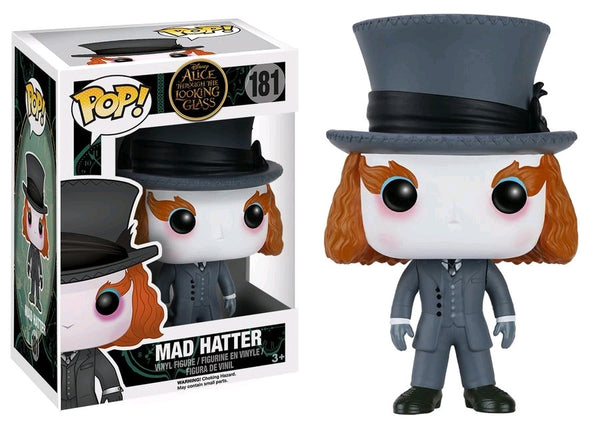 Alice Through The Looking Glass - Mad Hatter Pop! Vinyl Figure