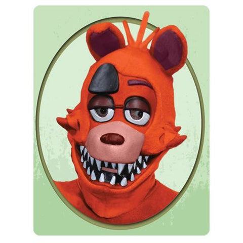 Five Nights at Freddy's - Foxy 3/4 Adult Mask - Pre-Order