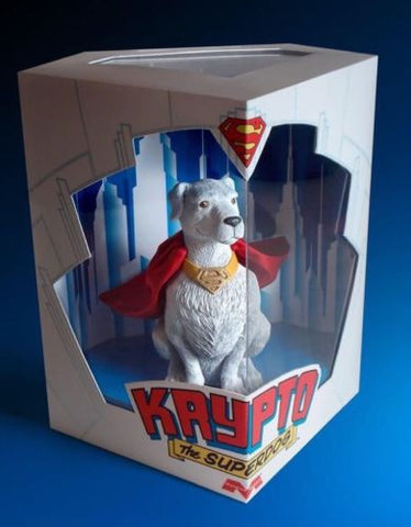 Superman - Krypto The Superdog Ltd Edition Statue