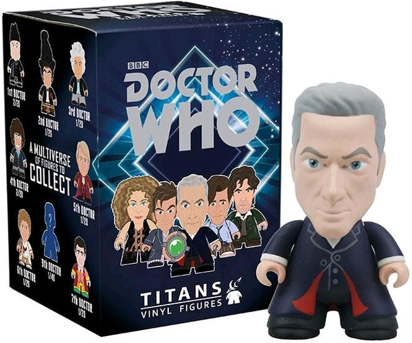 Doctor Who: Regeneration- Titans Mystery Mini Blind Box Case of 20 Figures