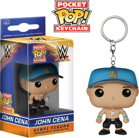 WWE - John Cena Pocket Pop! Keychain