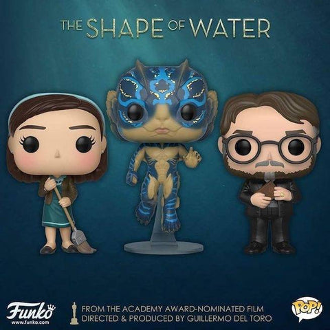 The Shape of Water - Amphibian Man Pop! Vinyl Figure - Pre-Order