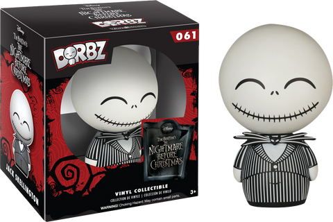 The Nightmare Before Christmas - Jack Dorbz Vinyl Figure