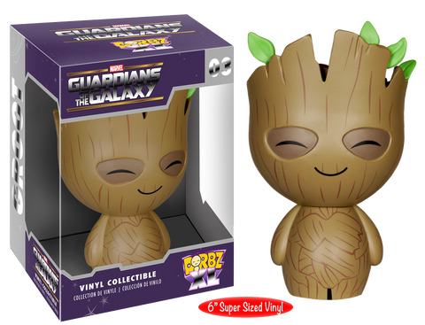 Guardians Of The Galaxy - Groot 6-Inch Dorbz XL Vinyl Figure