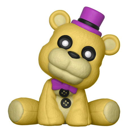 Five Nights at Freddy's - Golden Freddy Vinyl Figure - Pre-Order