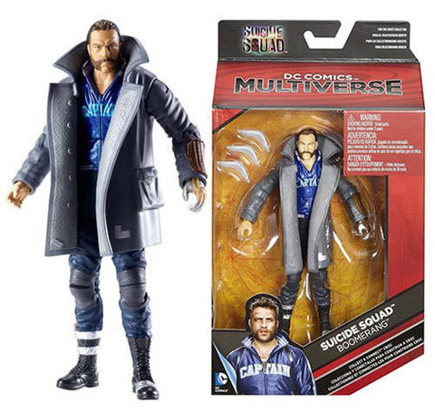 DC Multiverse - Suicide Squad Boomerang 6-Inch Figure