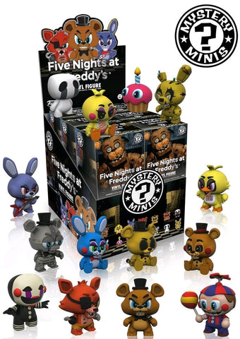 Five Nights at Freddy's - Mystery Mini Blind Box
