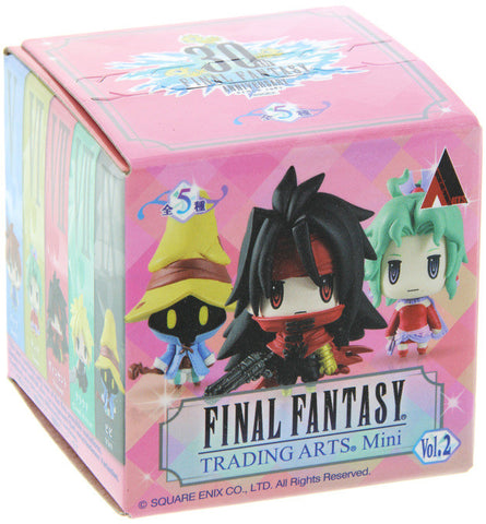 Final Fantasy - Trading Arts Minis Series 02 Blind Box