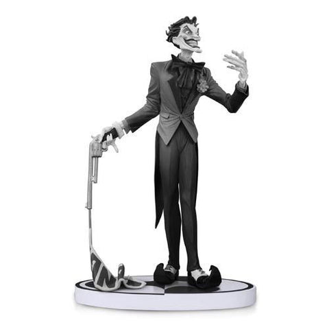 Batman - Black & White Joker Statue by Jim Lee (2nd Edition)
