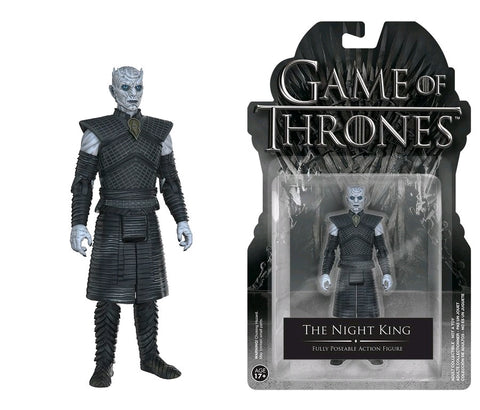 "Game of Thrones - Night King 4"" Action Figure"
