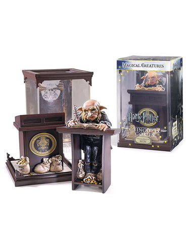 Harry Potter - Magical Creatures: Gringotts Goblin Figure - Pre-Order