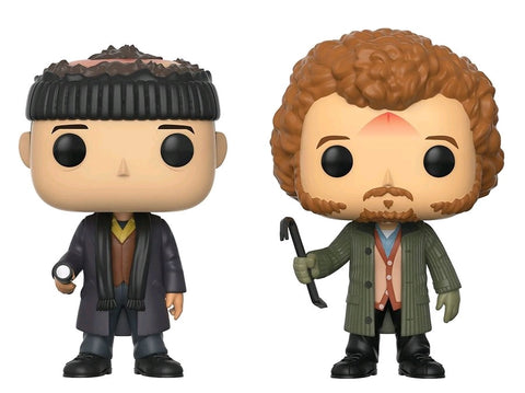 Home Alone - Wet Bandits US Exclusive Pop! Vinyl 2-Pack - Pre-Order