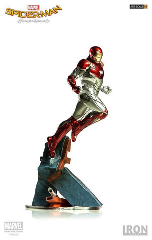Spider-Man: Homecoming - Iron Man Mark XLVII 1:10 Scale Statue - Pre-Order