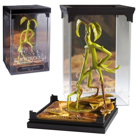 Fantastic Beasts and Where to Find Them - Magical Creatures: Bowtruckle Figure - Pre-Order
