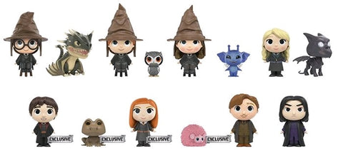 Harry Potter - Series 2 Mystery Minis: Barnes & Noble Exclusive Case of 12 Blind Boxes - Pre-Order