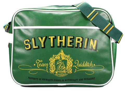 Harry Potter - Slytherin Retro Bag - Pre-Order