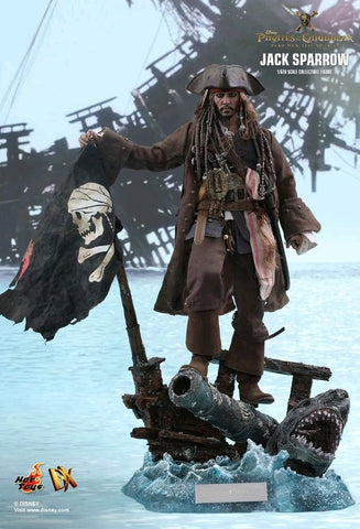 "Pirates of the Caribbean 5: Dead Men Tell No Tales - Jack Sparrow 12"" 1:6 Scale Action Figure - Pre-Order"