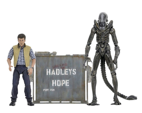 Aliens - 7 inch Hadley's Hope Action Figure 2-Pack
