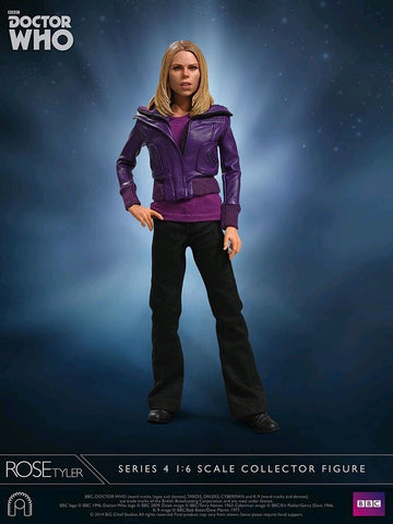 "Doctor Who - Rose Tyler Series 4 12"" 1:6 Scale Action Figure - Pre-Order"