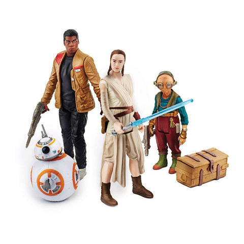 Star Wars - Takodana Encounter Action Figure Set