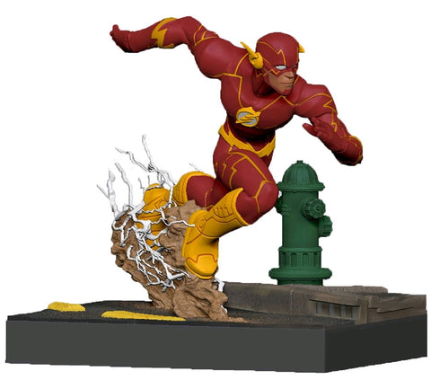 The Flash - DC Rebirth Finders Keypers Statue - Pre-Order