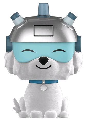 Rick and Morty - Snowball Flocked Dorbz Vinyl Figure - Pre-Order