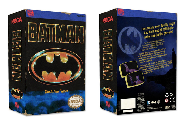 Batman - 1989 Video Game Version 7 Inch Figure