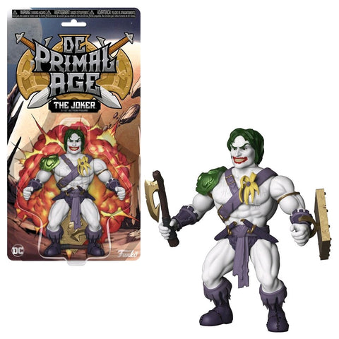 DC Primal Age - Joker Savage World Action Figure - Pre-Order