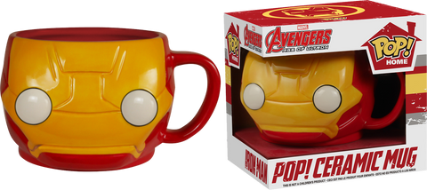 Iron Man - Pop! Mug