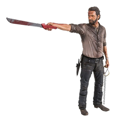 "The Walking Dead - Rick Grimes 10"" Vigilante Figure"