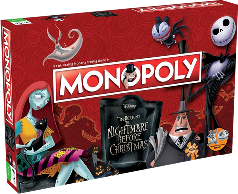 Monopoly - The Nightmare Before Christmas Edition