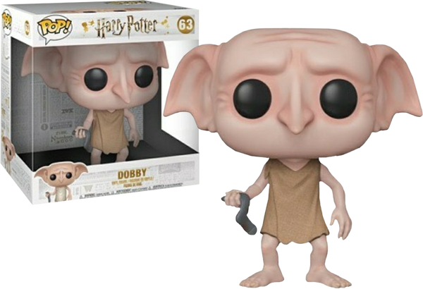 "Harry Potter - Dobby 10"" Pop! Vinyl Figure - Pre-Order"