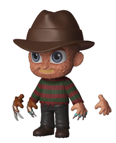 A Nightmare on Elm Street - Freddy Krueger 5 Star Vinyl Figure - Pre-Order