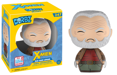 X-Men / Wolverine - Old Man Logan Dorbz Vinyl Figure - NYCC 2017 Exclusive