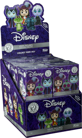 Disney - Villains Hot Topic Exclusive Mystery Mini Blind Box